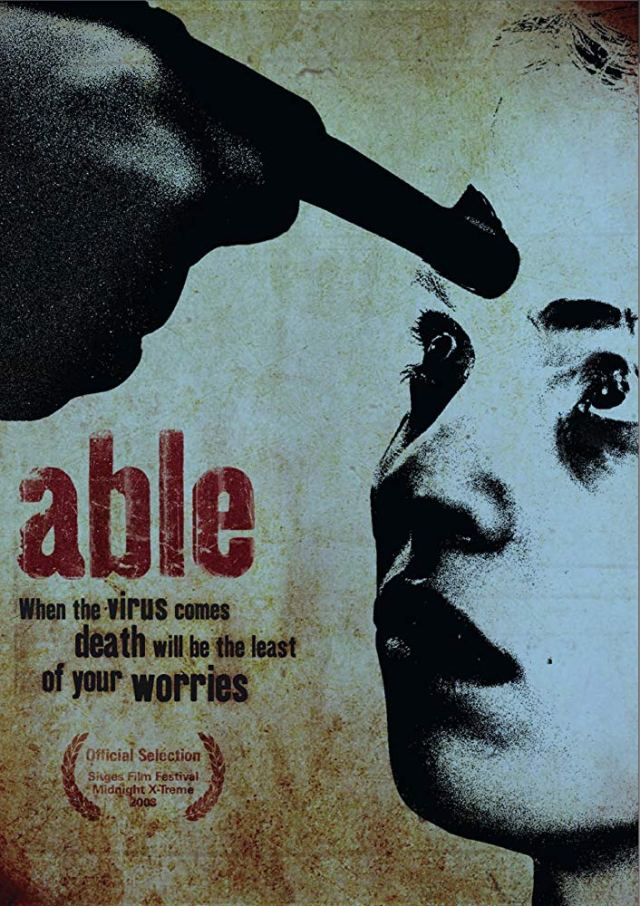 able movie cover 2008